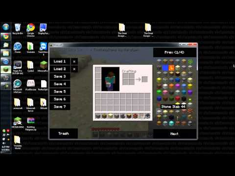 download minecraft invedit - This is how to use the INVEdit. It is