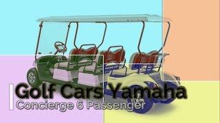 9. Look This, 2016 Yamaha Golf Cars Concierge 6A Passenger