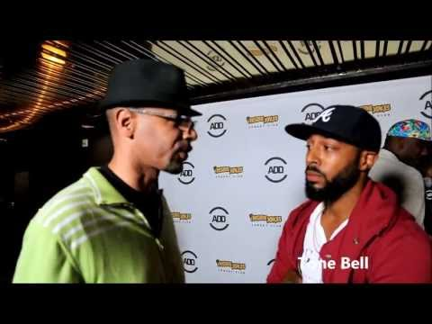 Tone Bell Talks Upcoming TV Projects & More!