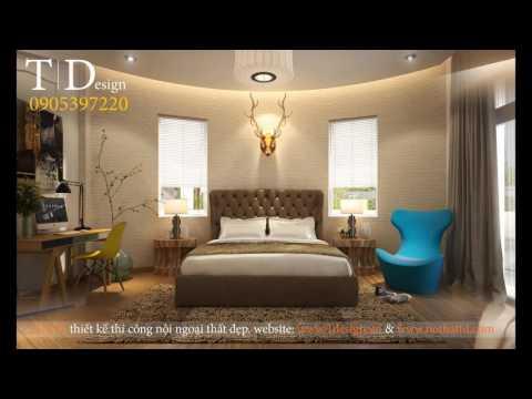 Tuyển tập những thiết kế nội thất phòng ngủ đẹp của TDesign