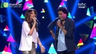 Arab Idol -محمد منير ونانسي عجرم - حارة السقايين