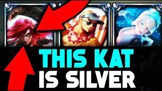 Video Do They Deserve it? Placing a SILVER Katarina Main in a Diamond Solo Q Game - League of Legends MP3, 3GP, MP4, WEBM, AVI, FLV Juni 2018