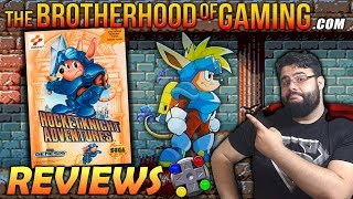 ★Rocket Knight Adventures: REVIEW - The Brotherhood Of Gaming