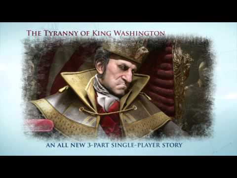 Assassin's Creed 3 Gets Season Pass Trailer