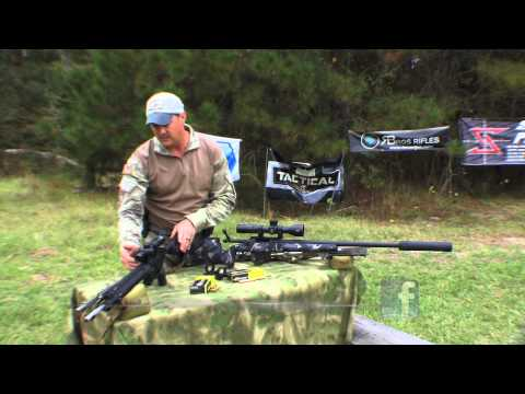 Army Sniper Jim GIlliland talks about Long Range Rifle Precision