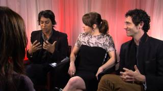 Nonton Jonas Chernick  Emily Hampshire And Vik Sahay At Tiff 2012 For My Awkward Sexual Adventure Film Subtitle Indonesia Streaming Movie Download