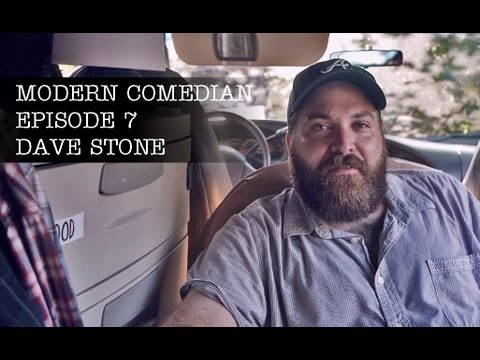 Modern Comedian - Episode 07 - David Stone &quot;Lives in a Van&quot;