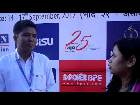 (Interview with CAN Federation Surkhet President - Duration: 7 minutes, 51 seconds.)