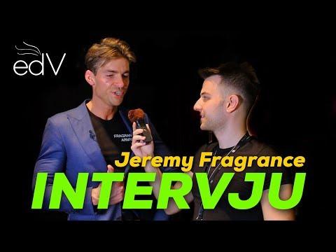 Jeremy Fragrance Intervju (ESXENCE 2018)
