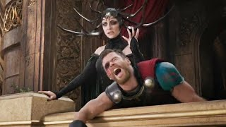 Thor Ragnarok Hela Trailer and Avengers Infinity War Behind The Scenes