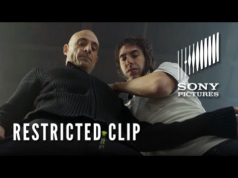 The Brothers Grimsby (Red Band Clip 'Suck and Spit')
