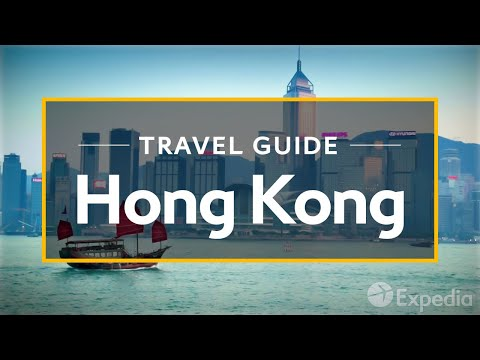 Hong Kong Vacation Travel Guide