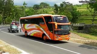 Video Manuver Lincah Bus Di Jalur Eksotis   Jalur Pegunungan Wonogiri MP3, 3GP, MP4, WEBM, AVI, FLV Januari 2019