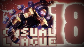 Casual League #18 | The Steals are Reals | Feat. Keyori