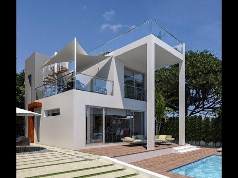 Dream House in Spain! New villa in La Nucia! Villa high-tech - a combination of style, comfort and practicality!