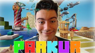Video VALLAHA ÖLDÜRECEM HA!! - Minecraft Parkur - The Land of Parkour MP3, 3GP, MP4, WEBM, AVI, FLV Desember 2017
