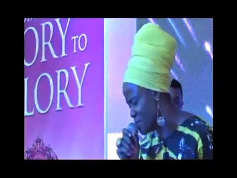 Shola Allyson @ Women Worship Without Walls 2018