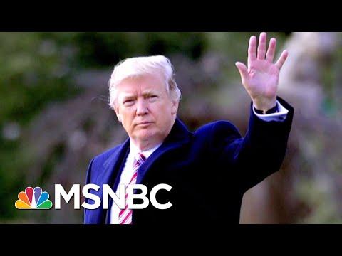 Lesley Stahl: President Donald Trump Discredits Media So No One Will Believe Them | Hardball | MSNBC (видео)