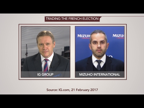 The potential market risk around the French election