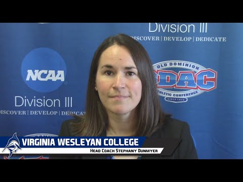 ODAC Women's Basketball Media Day - Stephany Dunmyer, VWC