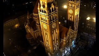 Szeged Hungary  City pictures : Aerial videoclip about Szeged, Hungary (Xtreme Aspect Intro) 1st month