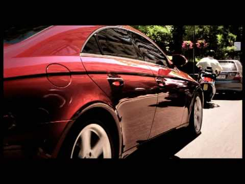 Mercedes-Benz CLS Commercial