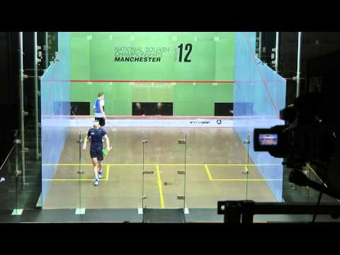 Men's Final National Squash Manchester 12 Feb 2012 pt 2