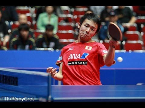 Russian Open 2014 Highlights: Koki Niwa Vs Paul Drinkhall (FINAL)