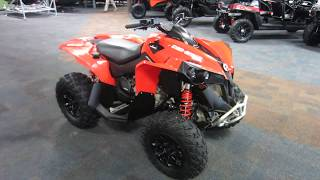 7. 2017 Can-Am Renegade 850 UA406