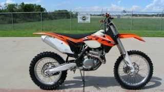 8. $9,499: 2014 KTM 350 XC-F 4 Stroke Electric Start