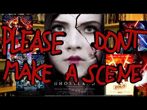 Movie Review - Ghostland. Ending Analyzed And Explained (SPOILERS)