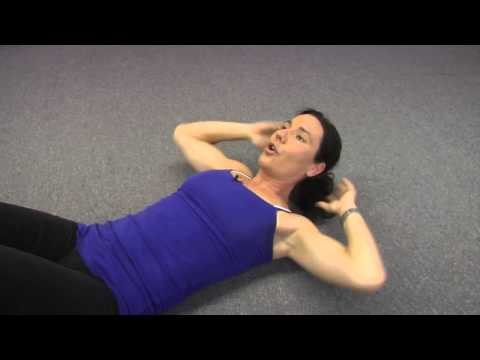 crunch - How To Do the Proper Ab Crunch from EYB How to Lose Weight Guaranteed! Get Our Videos For 99Cents! http://www.empoweryourbody.com/store.html Check Out All Of...