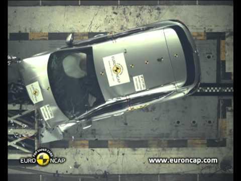 Citroen DS4 Crash test Euro NCAP   Citroen DS4   2011