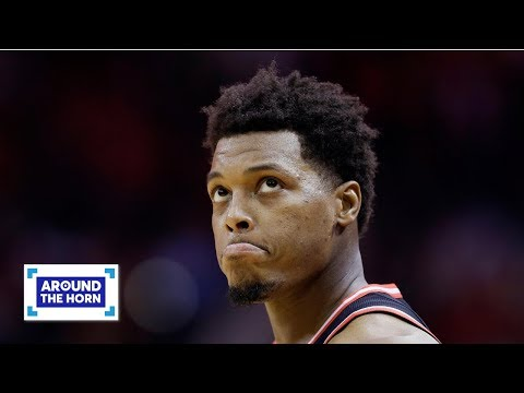 Video: Should the Toronto Raptors trade Kyle Lowry? | Around the Horn