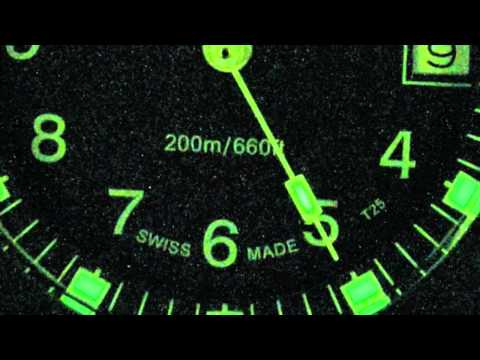 Traser H3 Steel Navigator Military Style Watch