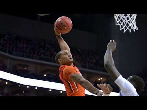 Gary Payton II Takes Off For Dunk Of The Night | CampusInsiders (видео)