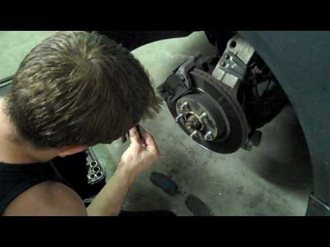 change brakes - This video will show you how to change your tires and brakes on your car. It is very easy to do, so watch and have some fun along the way.