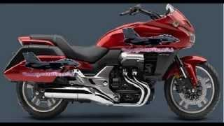 9. 2014 Honda CTX 1300 Deluxe Coolant Fill