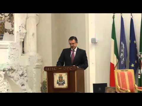 ISISC's 40th Anniversary - Prof. Josè Luis de la Cuesta, President of the AIDP