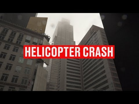 Helicopter Crash in New York City