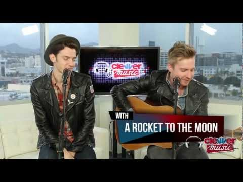 "A Rocket To The Moon ""Ever Enough"" Acoustic Performance"
