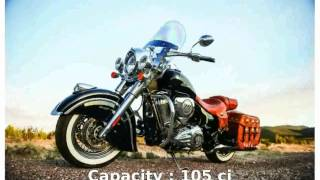 6. Indian Chief Vintage  Engine Specification Top Speed Features Details Transmission