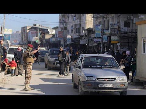 Μαντζίμπ: Η ζωή υπό τον φόβο τουρκικής επέμβασης