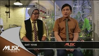 Video Yovie & Nuno - Merindu Lagi - Music Everywhere MP3, 3GP, MP4, WEBM, AVI, FLV November 2017