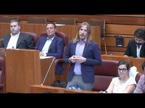 Video de la intervención de Herrera y de Fernández.
