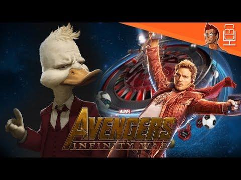 Howard The Duck Avengers Infinity War Deleted Scene Explained