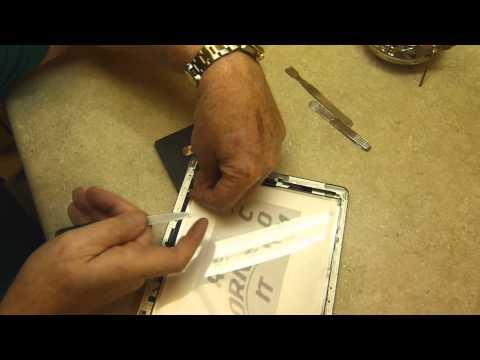 Repair Damaged Aluminum on the iPad 2 3 4 Corner Tool