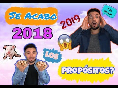 2018 Propositos cumplidos? (No llegue a mi peso ideal)