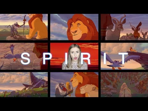"Beyoncé  ""Spirit"" Cover by Georgia Merry"