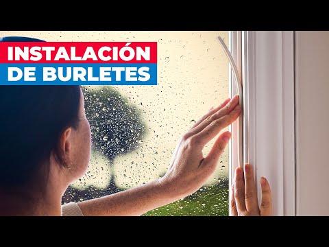 Cuanto cuesta poner ventanas climalit videos videos relacionados con cuanto cuesta poner - Burletes de goma para puertas exteriores ...
